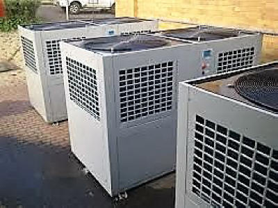 High Efficient Hot Water Heaters-HeatPump