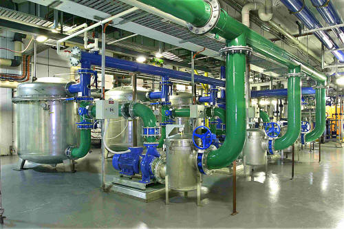 Commercial Filtration Holtel Systems