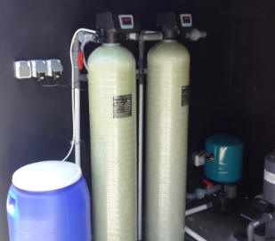 Pre Filter and Softener